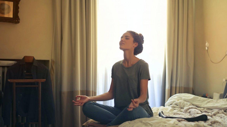 Terapia relajante con los cuatro elementos en casa